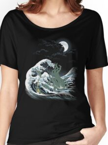 The Wave Off  R'lyeh  Women's Relaxed Fit T-Shirt