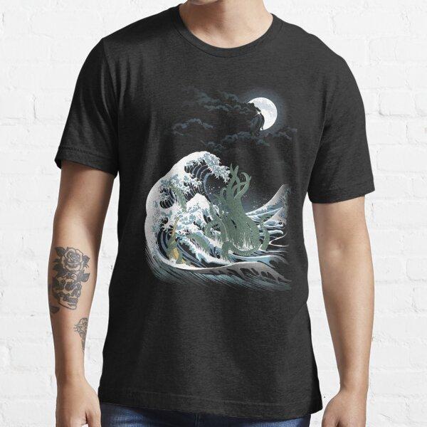 La vague de R'lyeh T-shirt essentiel