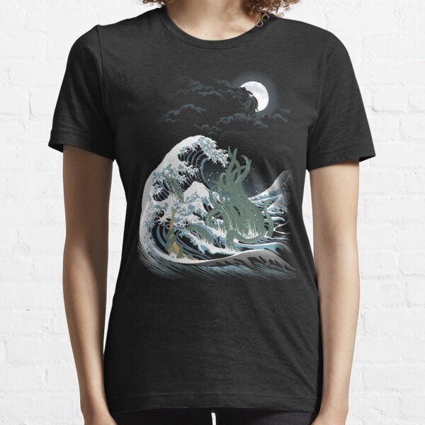 La vague de R'lyeh T-shirt essentiel