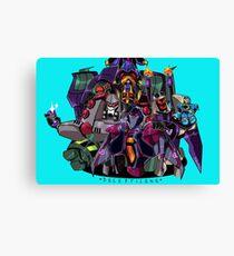 Decepticons Canvas Print
