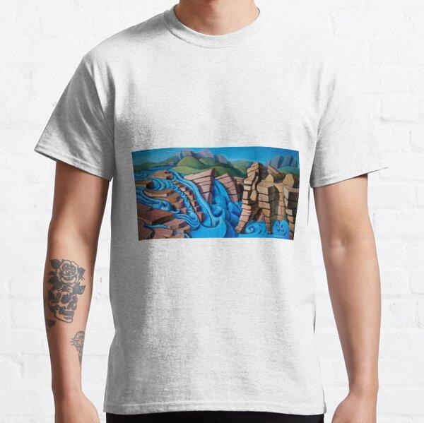 Athabasca Falls Classic T-Shirt