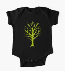 Tree Silhouette Kids Clothes
