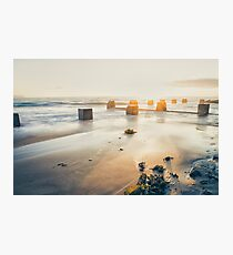 Coogee Sunrise Photographic Print