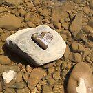Love rocks. by Candy Jubb