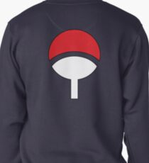 Uchiha Clan Symbol Hood Pullover Sweatshirt