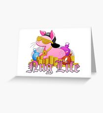 Nug Life (Inquisition) Greeting Card