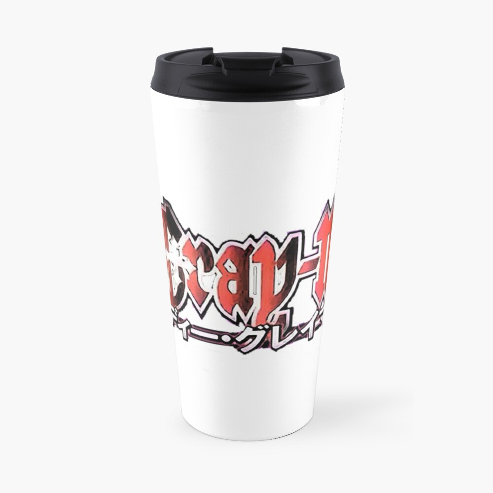 D.Gray-Man Logo Travel Mug