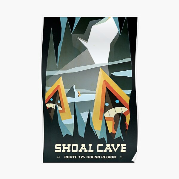 Shoal Cave Poster
