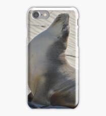 Yoga seal iPhone Case/Skin