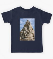 Sand Sculpture ~ a Tribute to Jules Verne Kids Clothes
