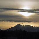 The Olympic Mountains by Elaine Bawden