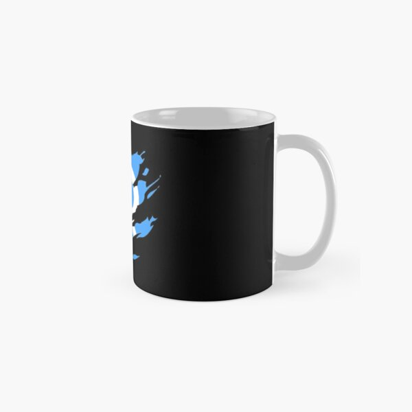 Decred ripped ™ 'Design timestamped by https://timestamp.decred.org/' Classic Mug