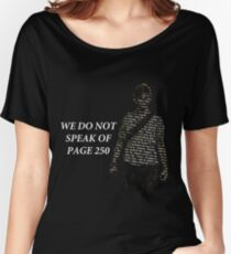 Page 250 Women's Relaxed Fit T-Shirt