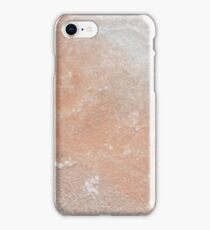 Salt iPhone Case/Skin