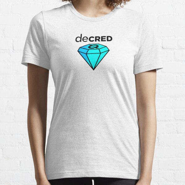 Decred gem v2 Essential T-Shirt