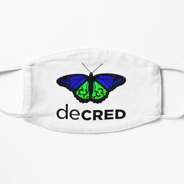 Decred evolved v1 Flat Mask