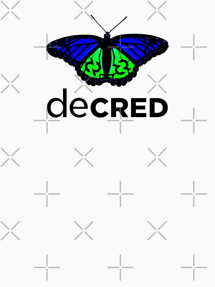 Decred evolved ™ v1 'Design timestamped by https://timestamp.decred.org/' by OfficialCryptos