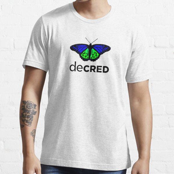Decred evolved v1 Essential T-Shirt