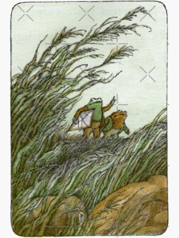 Frog and Toad by Jiul