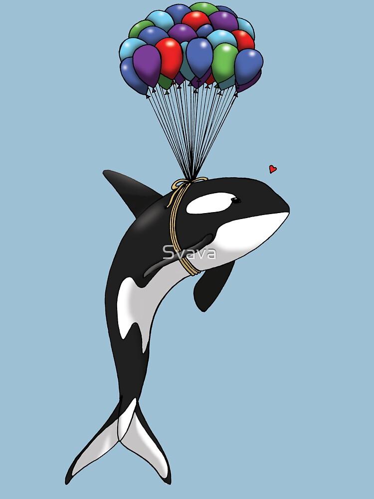 Big Orca, Bigger Dreams by Svava