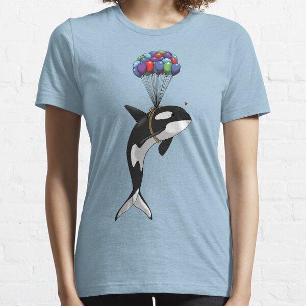 Big Orca, Bigger Dreams Essential T-Shirt