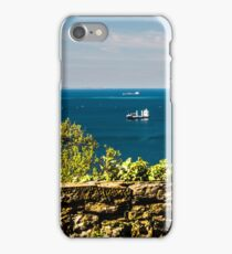 sea above the roof iPhone Case/Skin