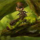 Leprechaun by Alexander Skachkov