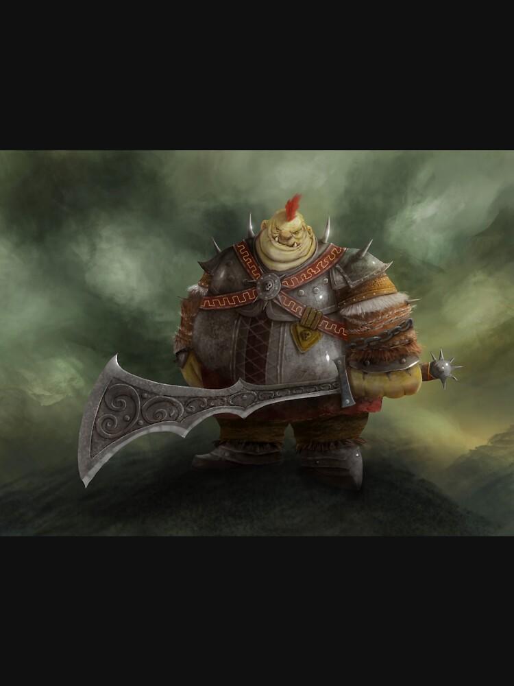 Orc by skachkov