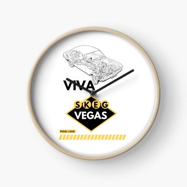 Vauxhall Viva Skeg Vegas Design Uhr