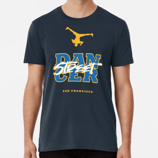 SAN FRANCISCO STREET DANCER  - Athlete Artist Crew Premium T-Shirt