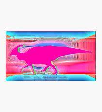 Hadrosaur/Duckbill dinosaur  Photographic Print