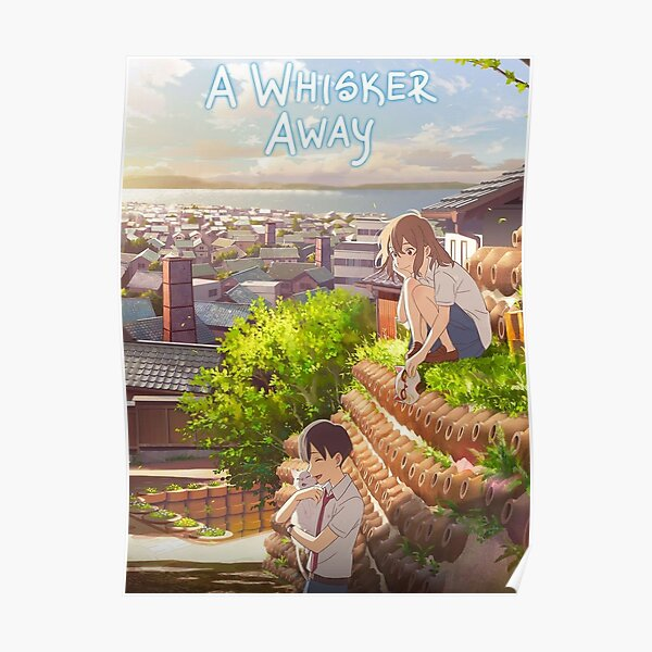 A Whisker Away - poster Poster