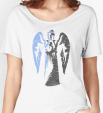 Weeping Angel Women's Relaxed Fit T-Shirt