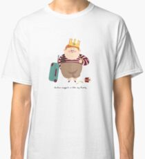 Chicken Nuggets Is Like My Family Classic T-Shirt