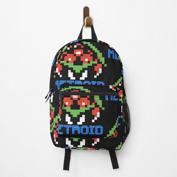 metroid 8bit Backpack