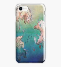 Opaline Snow Bears iPhone Case/Skin