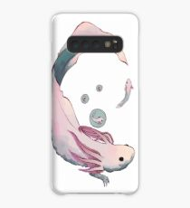 Axolotl growth Case/Skin for Samsung Galaxy