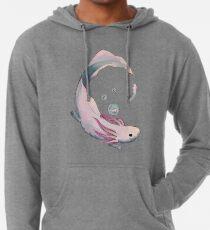 Axolotl growth Lightweight Hoodie