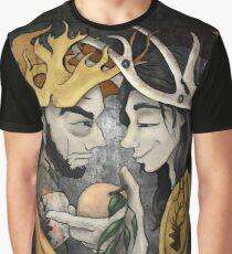 King's Peach Graphic T-Shirt