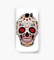 skull sugar 1 Samsung Galaxy Case/Skin