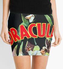 Dracula Mini Skirt