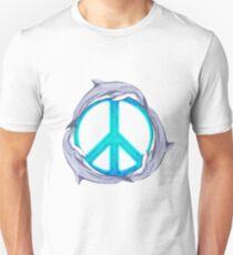 Dolphin Peace T-Shirt