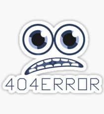 404.error Sticker