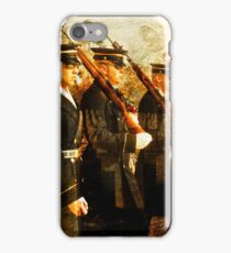 Tribute to the Fallen iPhone Case/Skin