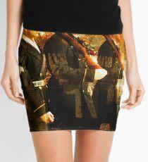 Tribute to the Fallen Mini Skirt
