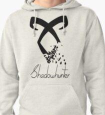 Sudadera con capucha Cazador de sombras símbolo