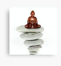 Asia Buddha Canvas Print