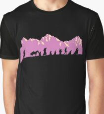 The Fellowship of The Ring Graphic T-Shirt