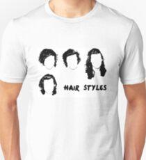 hair styles T-Shirt