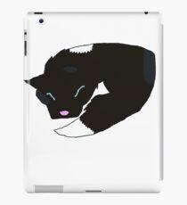 Sleeping Wolf iPad Case/Skin
